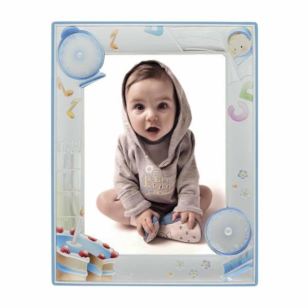 Εικόνα της BABY CAKE SILVER FRAME