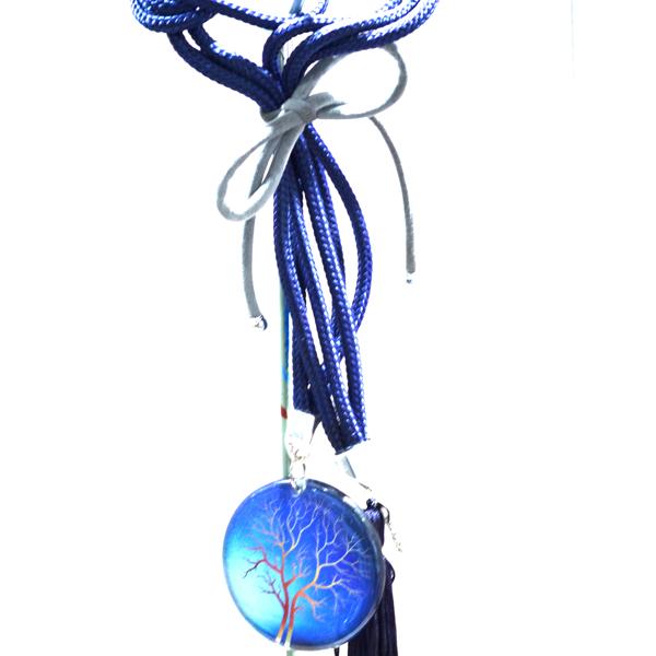 Εικόνα της VIVID  BLUE TREE OF LIFE