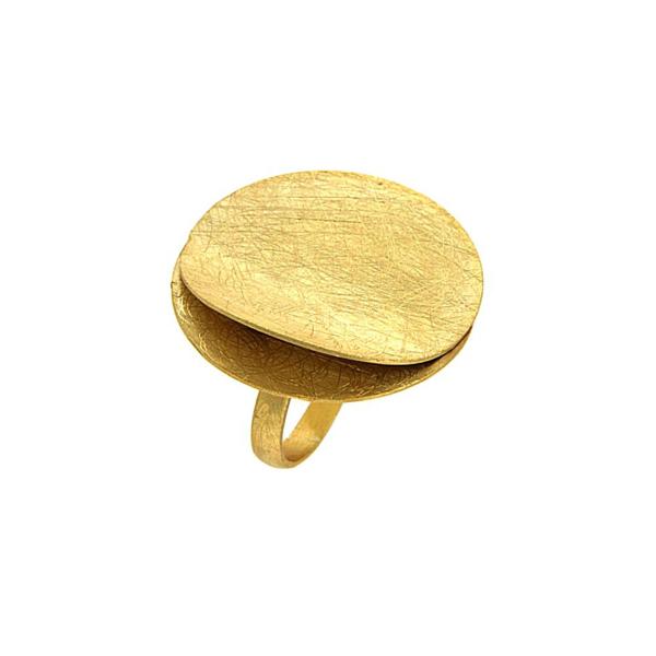 Εικόνα της CIRCULAR MATTE AND GOLD